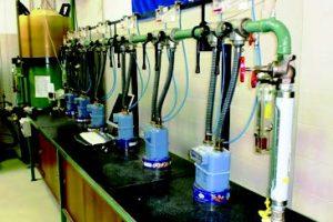 calibraciones de gas flujo y analizadores de gas